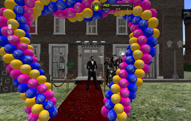 Keyah's Residence Ceremony