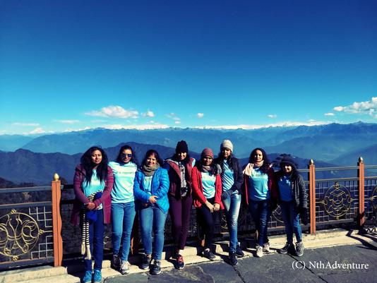 ALAG at Dochula Pass, Bhutan