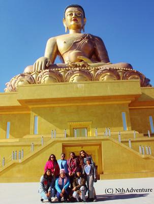 ALAG at Buddha Point, Bhutan