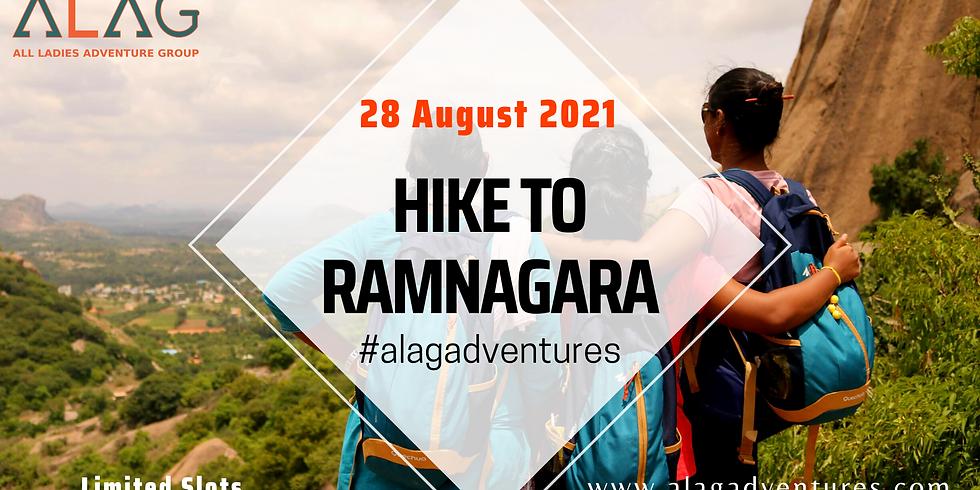 Hike to Ramnagara