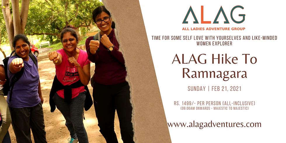 ALAG Day Hike to Ramanagra