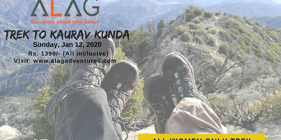 Day hike to Kaurava Kunda