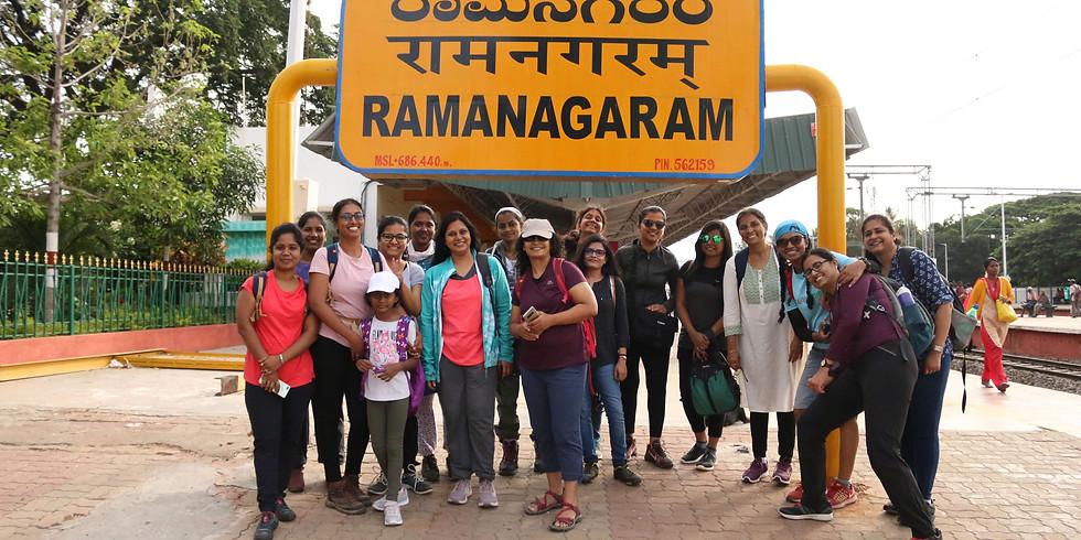 Day Trek to Ramanagra