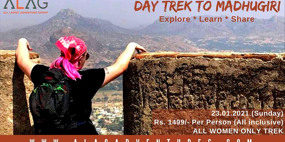 Day Trek to Madhugiri Fort
