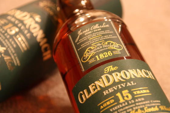 Glendronach 15 (Revival) Notes