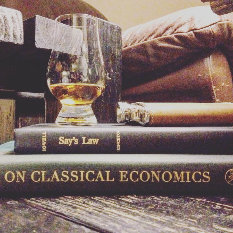Is economic understanding necessary for a true conception of liberty? #libertyandwhisky