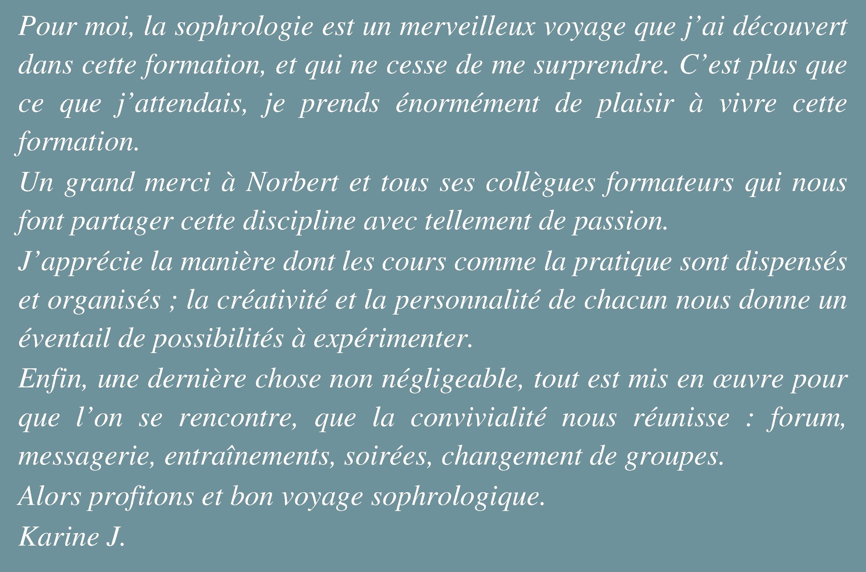 Tmoignages De Formation  Lecole De Sophrologie De -7087