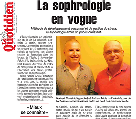 magazine sophrologie, sophrologie, sophrologue, ecole formation sophrologie, formation sophrologie, ecole sophrologie, Montpellier, devenir sophrologue
