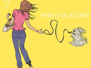 """Esce oggi 4 ottobre il nuovo singolo """"Meno di un secondo"""""""