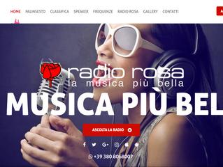 Kris - in diretta telefonica su Radio Rosa