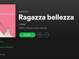 """Ragazza Bellezza"" supera i 60K streams su Spotify"