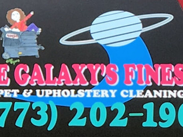 Why Choose Galaxy's Finest Carpet and Upholstery Cleaning?