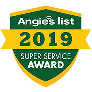 Angie's List 2019 Super Service Award