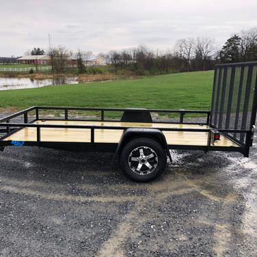 6x12' Single-Axle