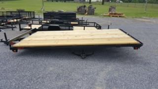 Single-Axle ATV Deck-Over (2,990 lbs.)