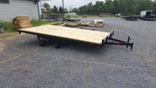 Tandem-Axle ATV Deck-Over (7,000 lbs.)