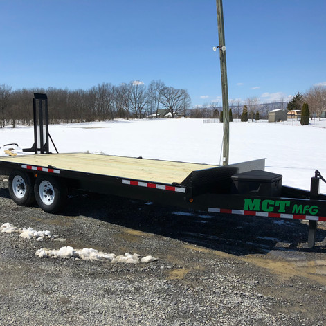 14,000 lbs. Deck Over
