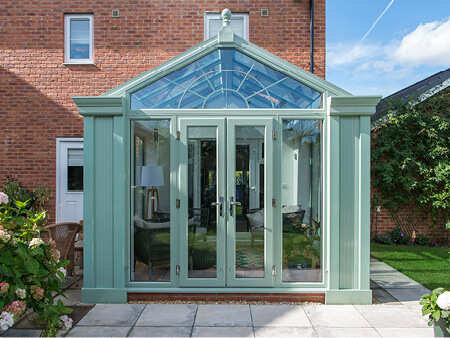 Copy of Conservatory Cleaning