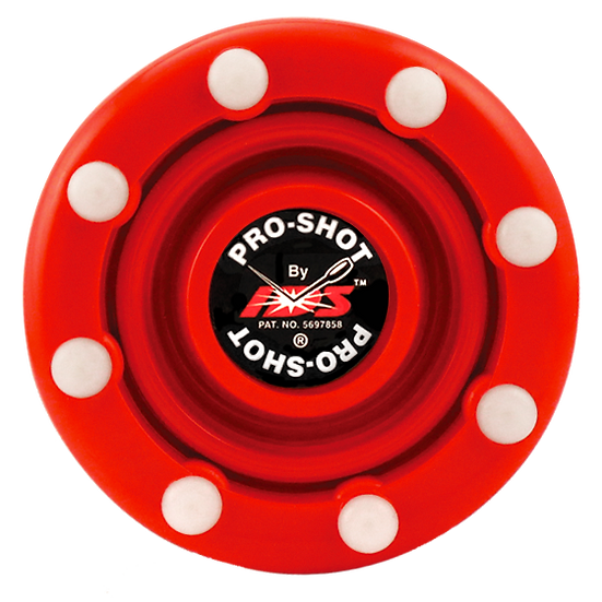 Red – IDS Pro Shot Puck
