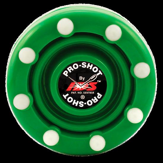 Green – IDS Pro Shot Puck