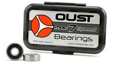 Oust Moc 7 Speed Bearings