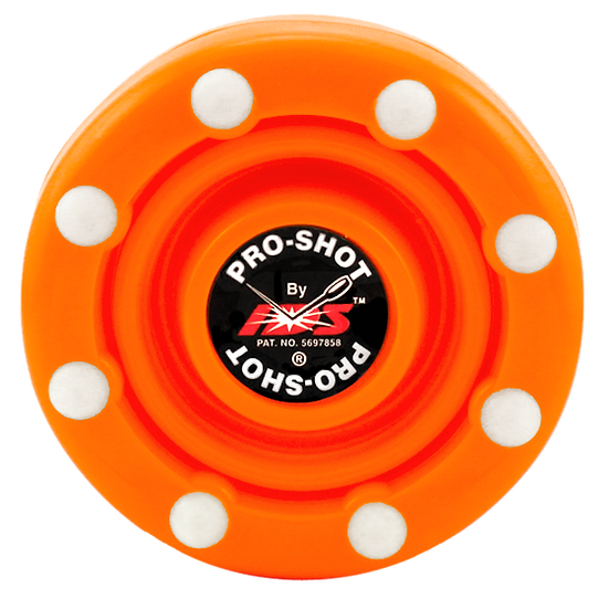 Blaze Orange – IDS Pro Shot Puck