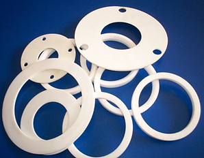 Application:  1. Sealing materials 2. Electrical insulating parts  3. Lining 4. Oil less lubricating materials