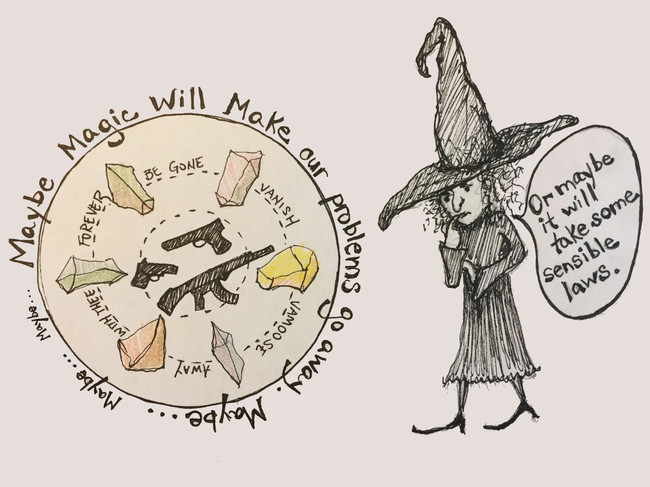 Guns n' Magic