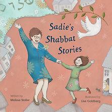 Sadie's Shabbat Stories - Front Cover.jp