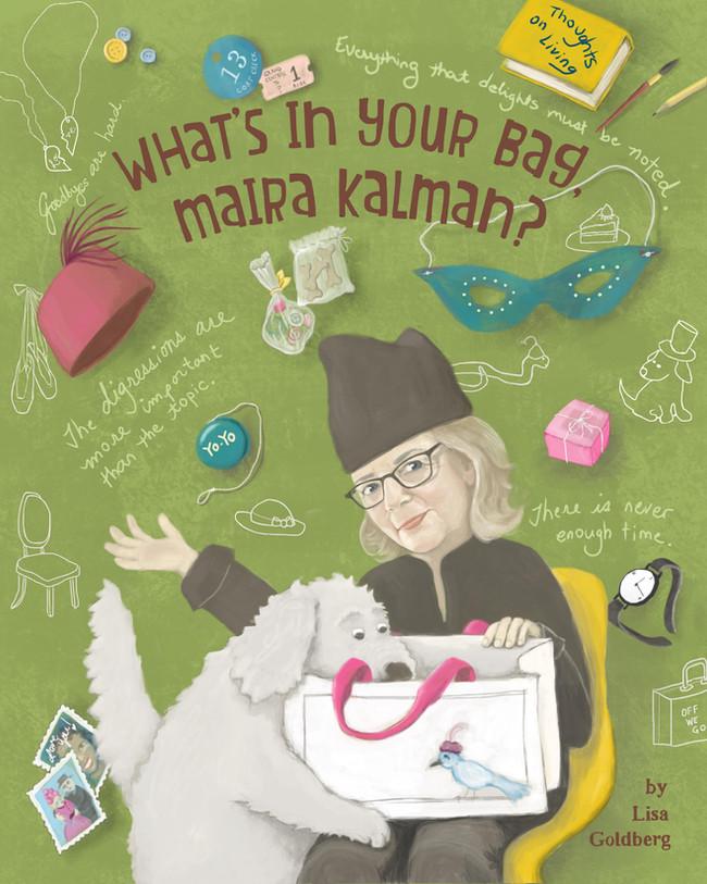 A non-fiction children's book cover...