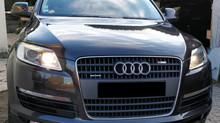Audi Q7 3.0 TDI 233CV de 2007.