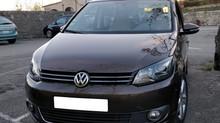EGR OFF sur Volkswagen Touran 2.0 TDI 140CV de 2011.
