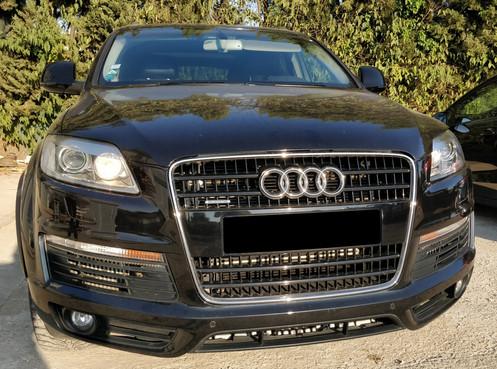Audi Q7 4.2 TDI 326CV de 2008.