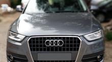 Audi Q3 2.0 TDI 177CV de 2011.