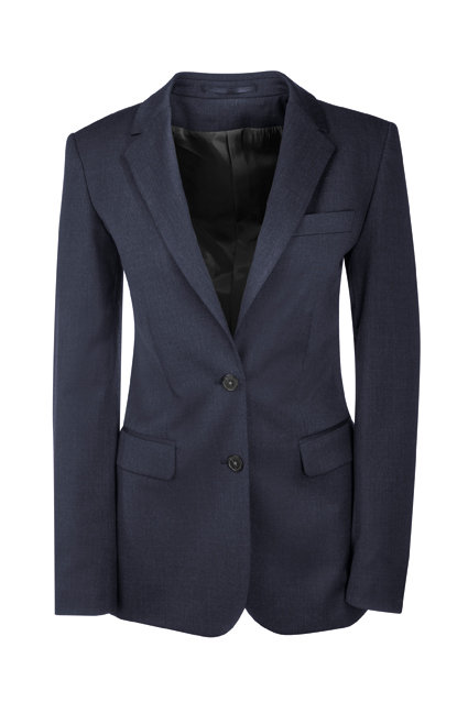 "Damen-Langblazer ""Basic"" Comfort-Fit"