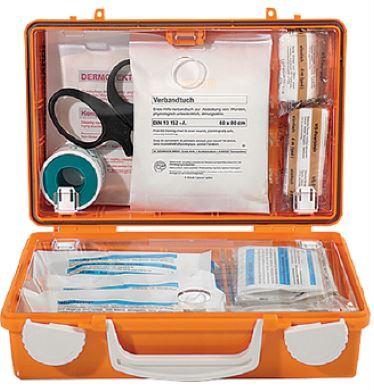 """Erste Hilfe Koffer """"Quick-CD"""" DIN13157"""