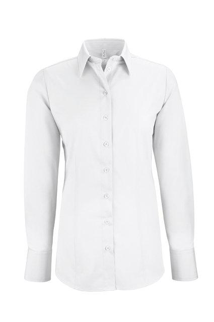 Damen-Bluse langarm