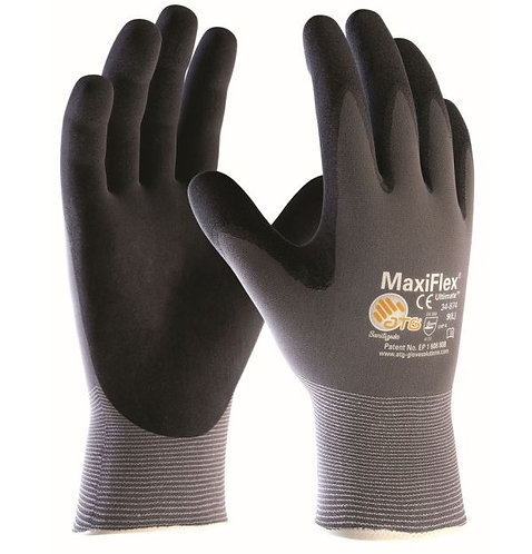 "Nylon-Strickhandschuh ""Maxiflex Ultimate"""