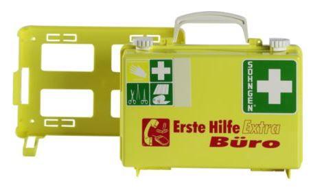 "Erste Hilfe Koffer ""extra+Büro"" DIN13157"
