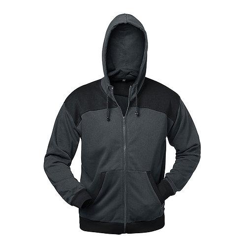Sweatshirt-Jacke