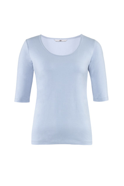Damen-Shirt Regular-Fit halbarm