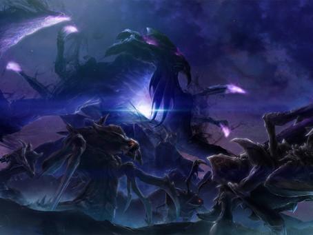 The End War has Begun! StarCraft Supplement 5 now available!