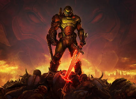 DOOM Roleplaying Game Now Available!