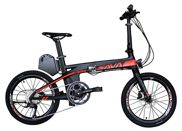 Electric Bicycle Pasione Zentral