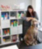 Manuela Zapf, Hundephysiotherapeutin