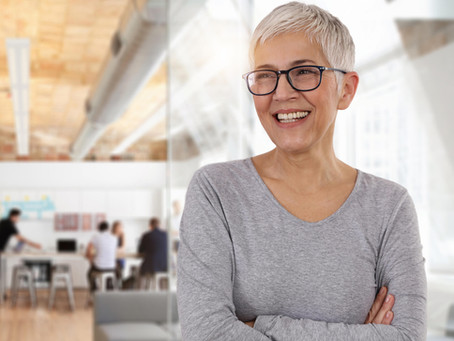 More Adults Over 50 Starting Their Own Businesses