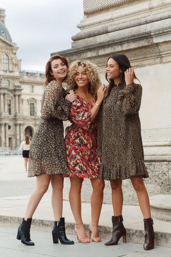 Daphne, Sigourney & Chantal