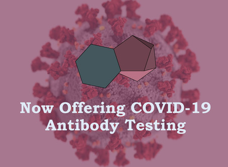 COVID-19 Antibody Testing Available Now