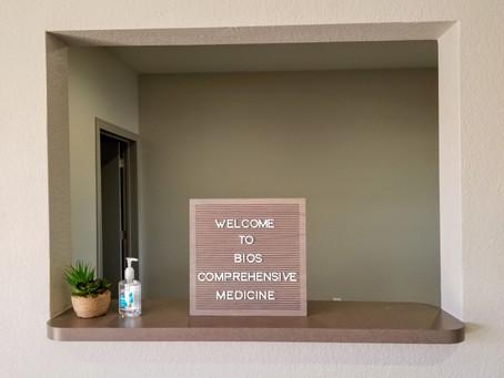 Bios Comprehensive Medicine is Moving!