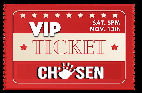 VIP Premiere - CHOSEN